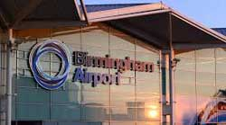 Birmingham airport support by JCJ Consulting.